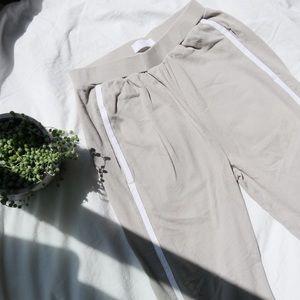 OAK + FORT Jogger Style Pants